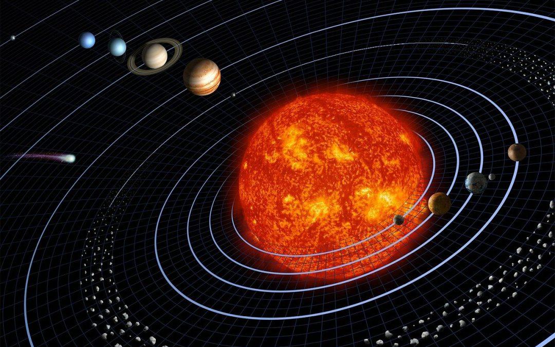"""""""Die Sonne steuert das Klima, nicht das CO2"""""""