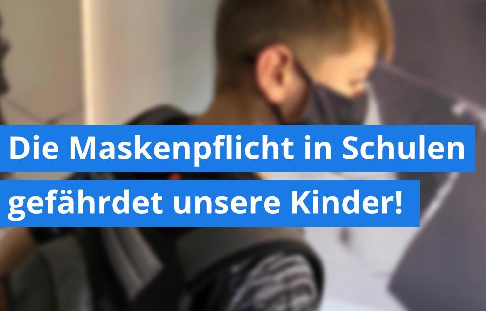 Schulstart in Bayern: Masken sind unverhältnismäßig